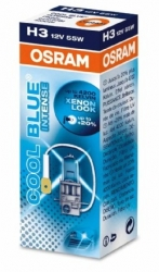 H3 OSRAM COOL BLUE INTENSE 12V 55W 1er Faltschachtel