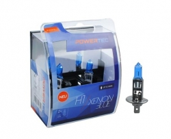 H1 Xenon Blue Powertec 12V 55W 2er DuoBox